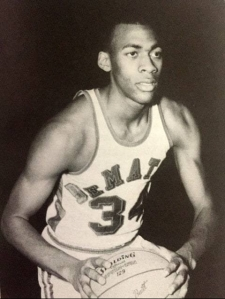Sid Catlett, courtesy of DeMatha High School, in about 1965