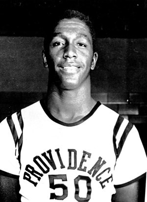 John Thompson graduates from  Providence College in 1964.