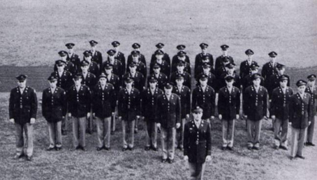 Tom McNamara Graduating Class Niagara 1952